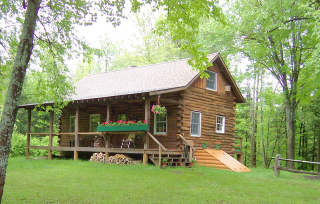 Getaway Log Cabin For Sale By Owner Fsbo Upper New York